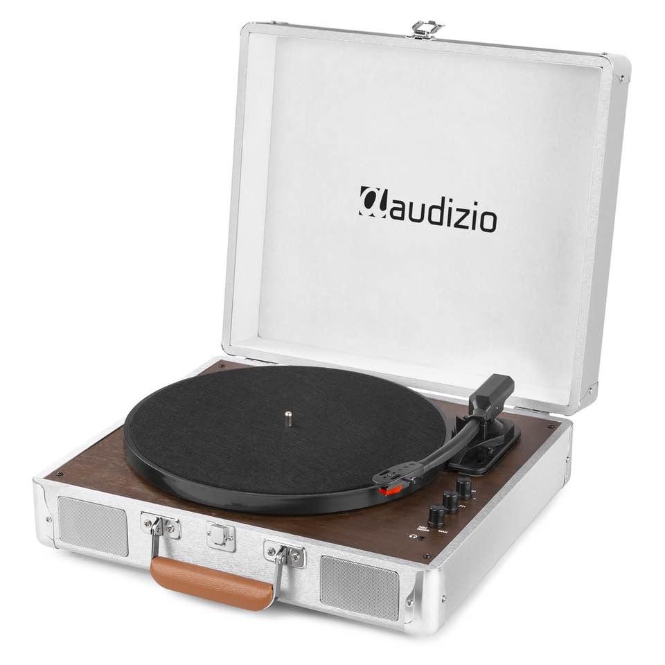 AUDIZIO RP320 RECORD PLAYER HQ ALUM CASE BT