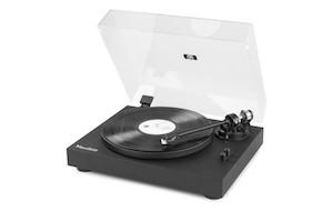 AUDIZIO RP340 RECORD PLAYER HQ BLACK
