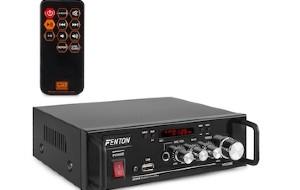 FENTON AV344 AMPLIFICATORE PER KARAOKE MP3 CON BATTERIA