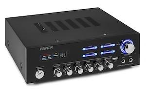 FENTON AV120BT AMPLIFICATORE STEREO HIFI