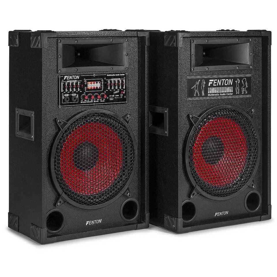 FENTON SPA1200R ACT SPEAK.SET 12″USB BT