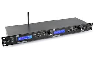 FENTON VX2USB DOPPIA REGISTRAZIONE BT CON LETTORE USB/SD