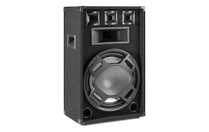 FENTON BS15 ALTOPARLANTE PA NERO 15″ LED 800W