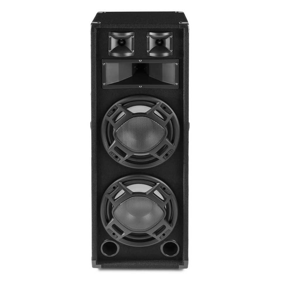 FENTON BS210 BLACK PASPEAKER 2X10″LED 800W