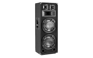 FENTON BS210 ALTOPARLANTE PA NERO 2X LED 10″ 800W