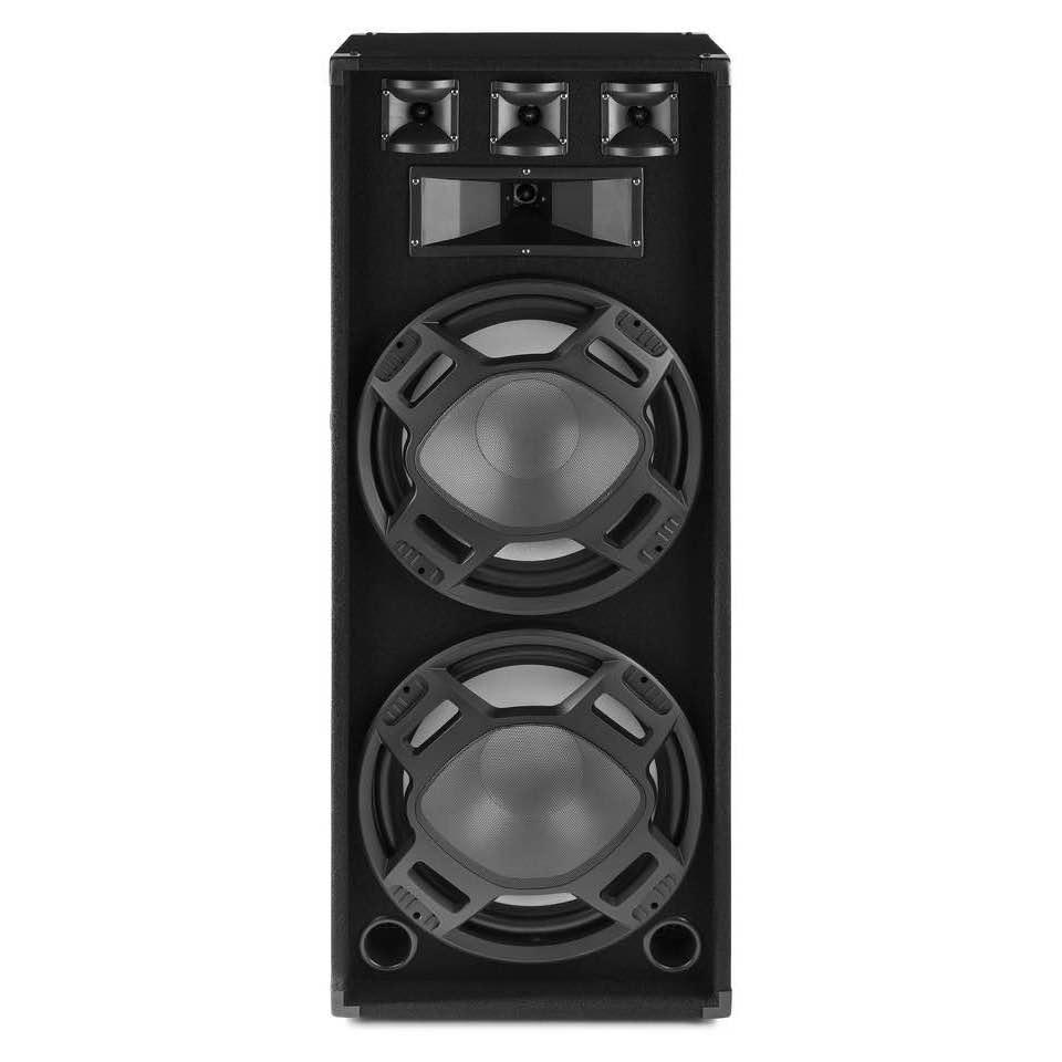 FENTON BS215 BLACK PASPEAKER 2X15″LED1000W
