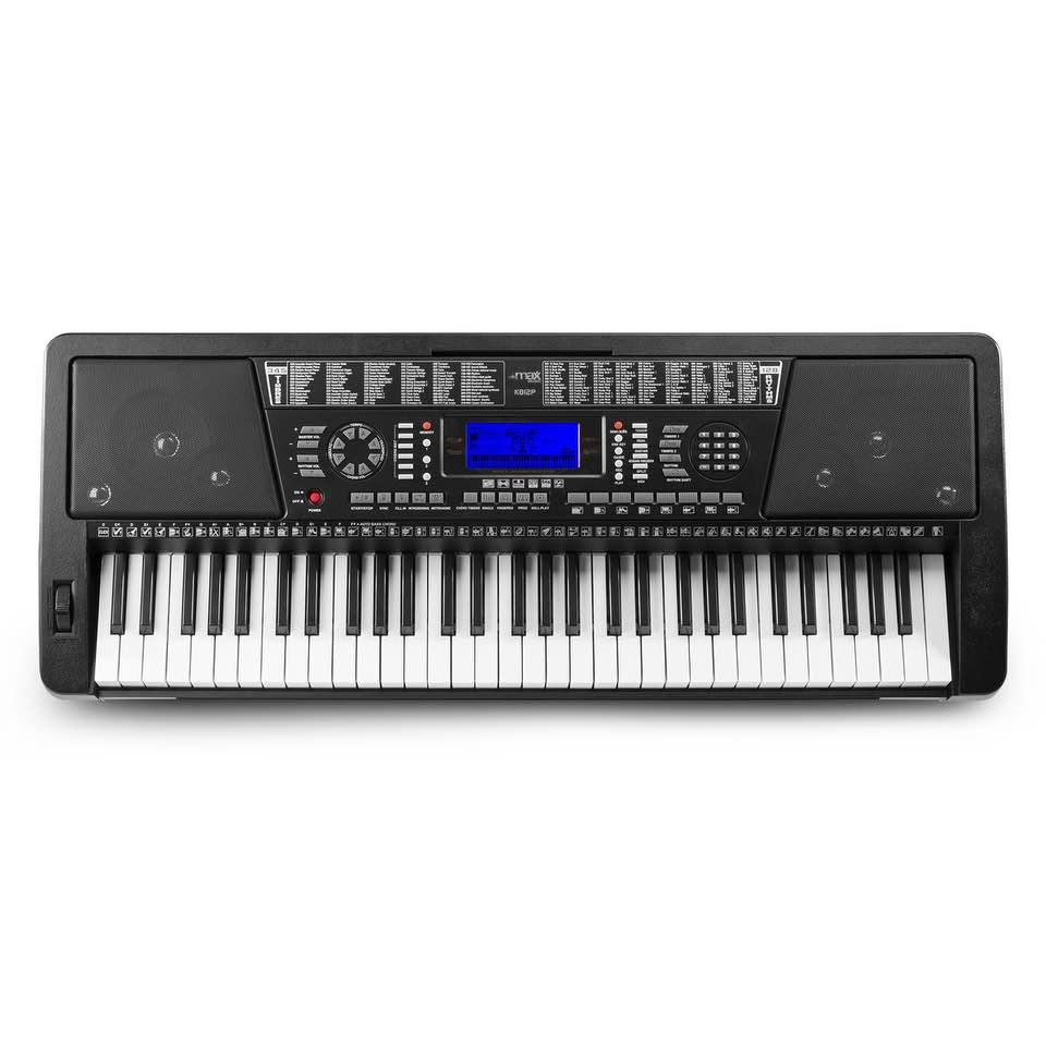MAX KB12 ELECT.KEYBOARD PRO 61KEY MIDI