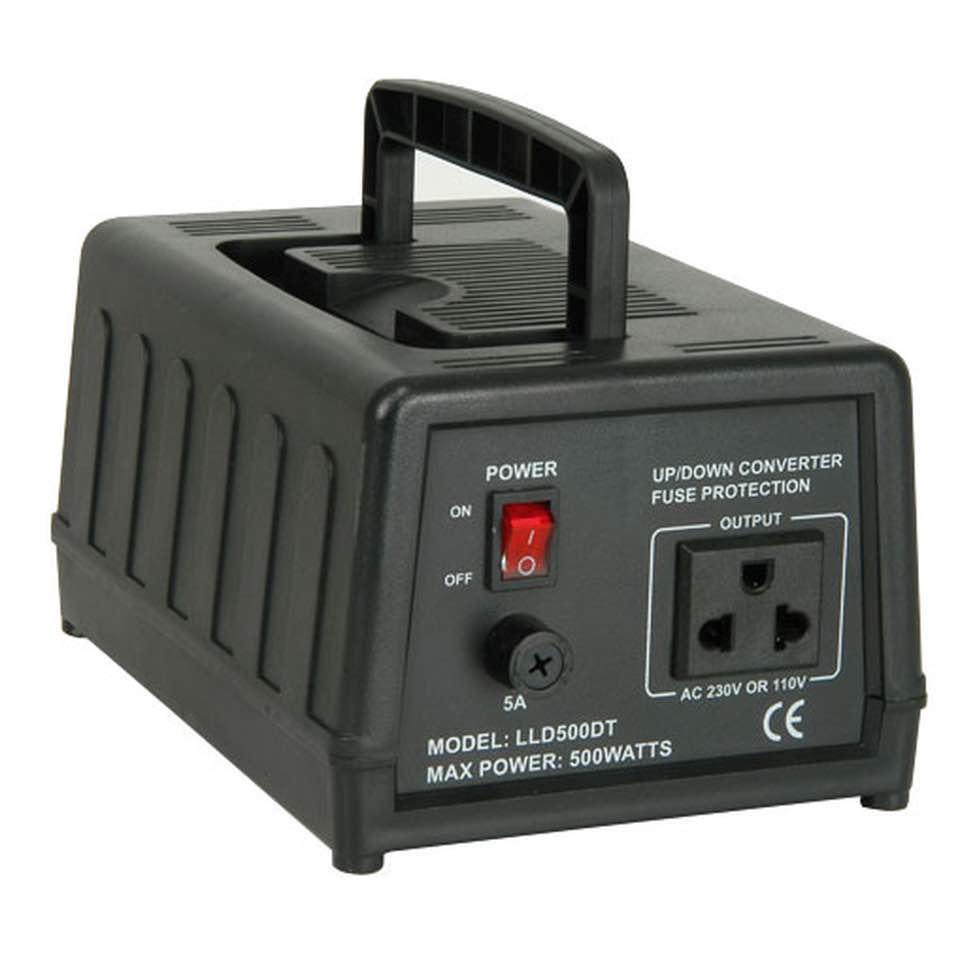 SKYTRONIC CNV500W CONVERT. 220V-110V 500W