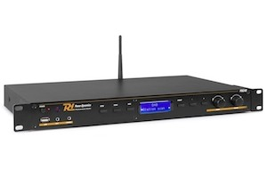 POWER DYNAMICS PDC40 DAB+ TUNER FM/USB/BT