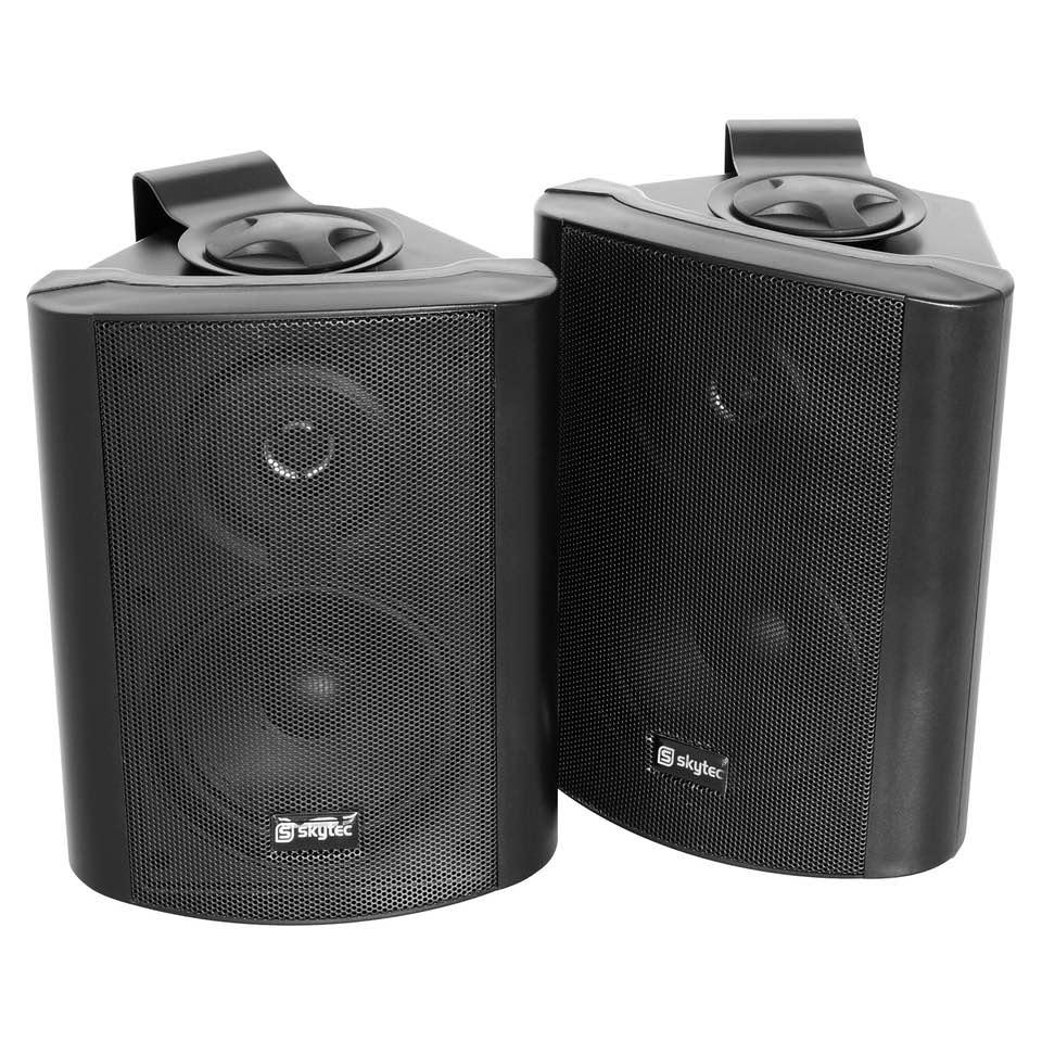SKYTEC ODS50B SPEAKER SET 5″ 100W BLACK