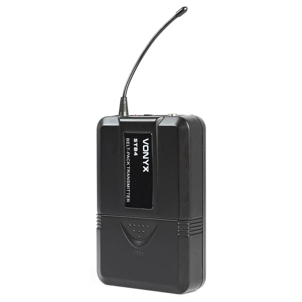 SKYTEC BODYPACK UHF STB4 864.500MHZ