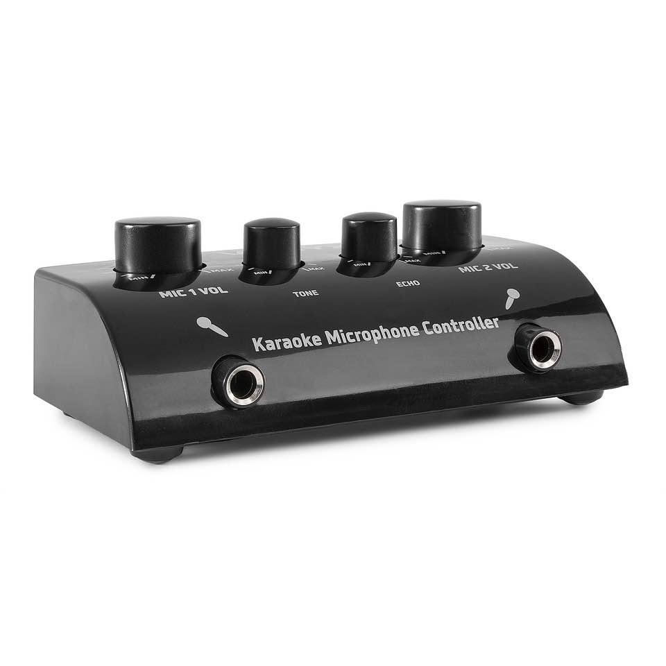 VONYX AV430B KARAOKE MICROPH. CONTR.BLK