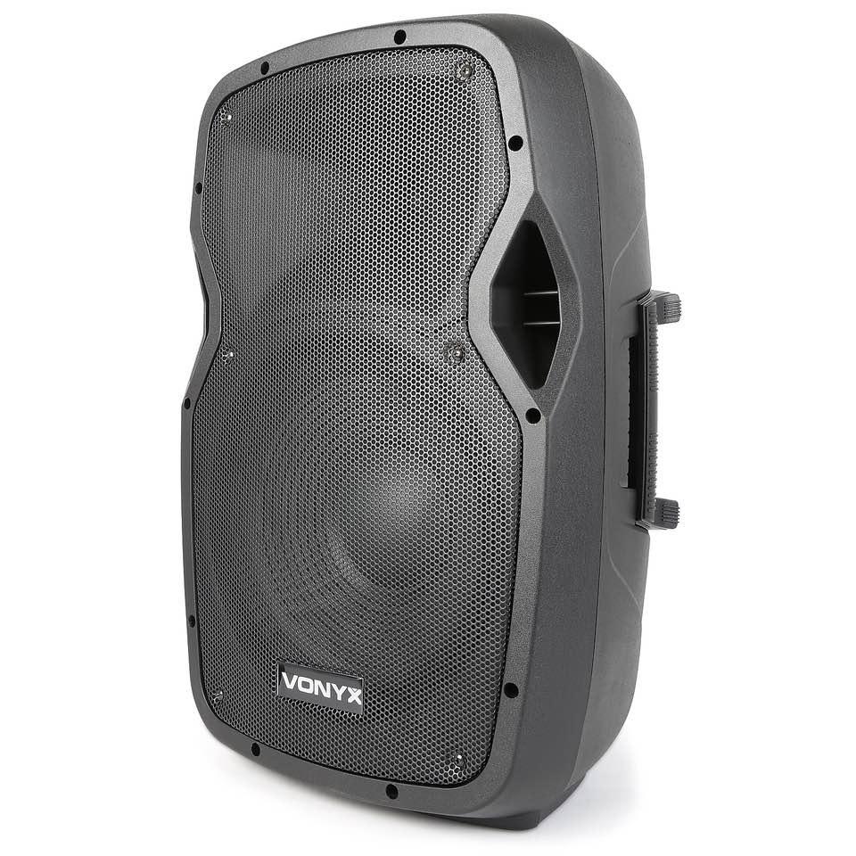 VONYX AP1200PA MOBILE AMP 12″ 2HH-UHF/BT