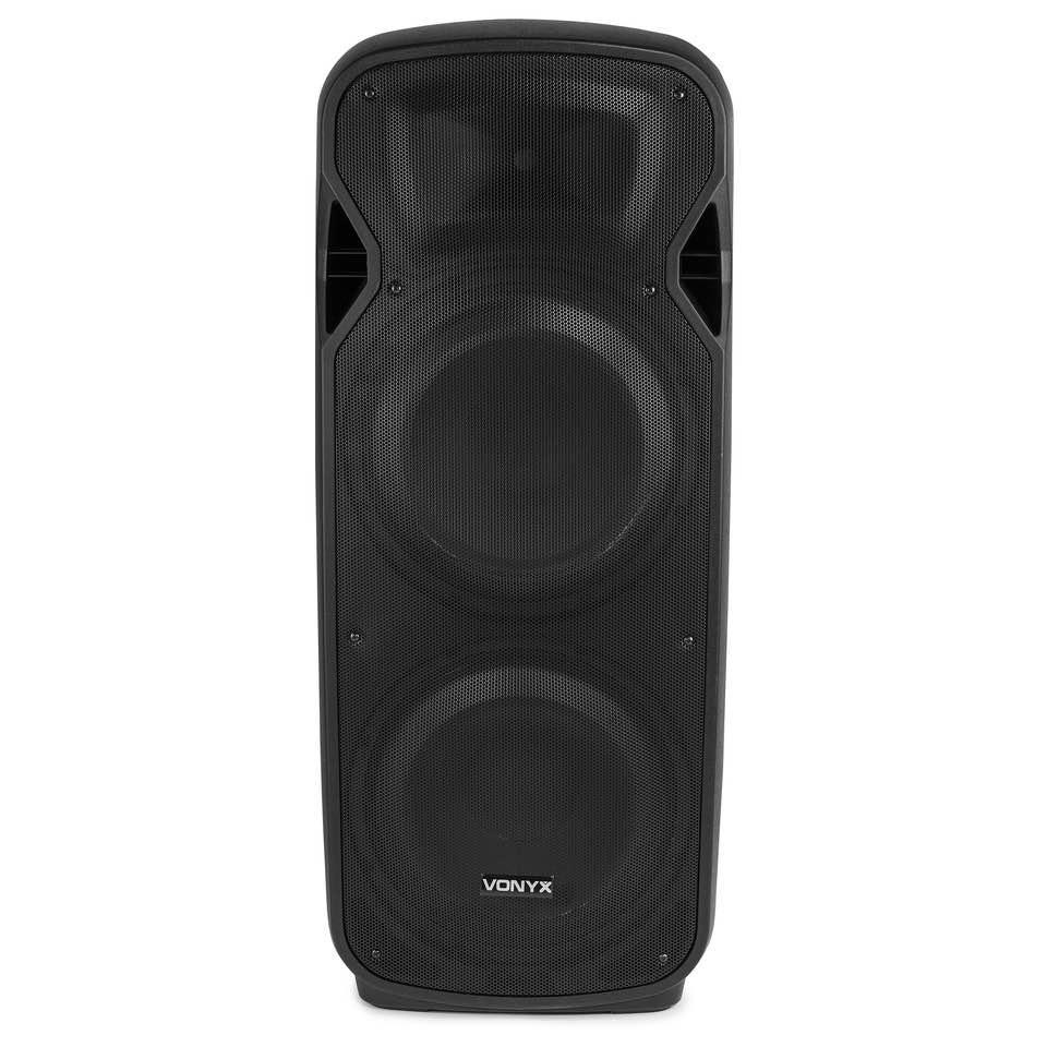 VONYX AP215ABT MP3 HIGH-END ACT.2X15